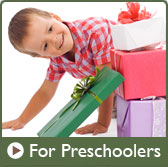 Gifts for Preschoolers