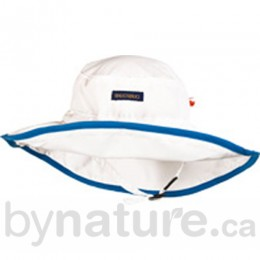 Adjustable Sun Protection Hats (SPF) - White/Blue