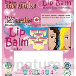All Natural Lip Balm Making Kit