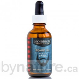 Anointment Natural Skin Care Beard Oil