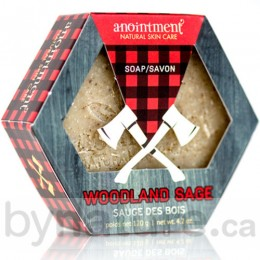 Anointment Handmade Soap, Woodland Sage