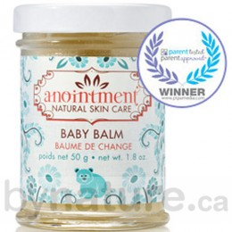 Anointment Natural Skin Care, Baby Balm (50g)