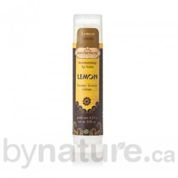 Anointment Natural Skin Care, Lemon Lip Balm Tube