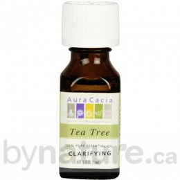Aura Cacia 100% Pure Essential Oil, Tea Tree