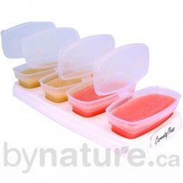 Baby Cubes Baby Food Containers (140ml)