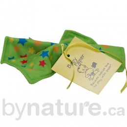 Baby Paper Crinkly Baby Toy - Green w/Stars