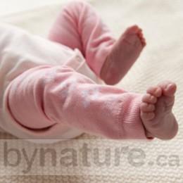 Babylegs Newborn Size, Pink Baby