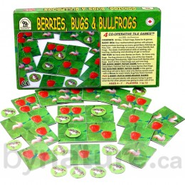 Berries, Bugs & Bullfrogs, Cooperative Game