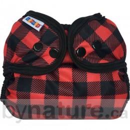 Bummis Simply Lite Diaper Cover, Lumberjack