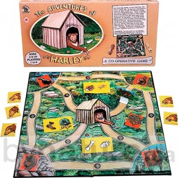Adventures of Harley, Cooperative Game