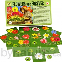 Flowers Are Forever, Cooperative Game