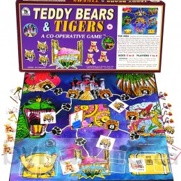 Teddy Bears & Tigers, Cooperative Game