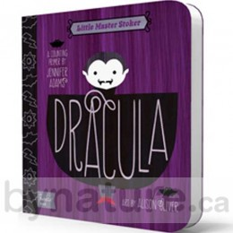 Little Master Stoker - Dracula, BabyLit Board Book