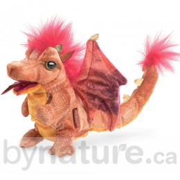 Fire Red Dragon, Finger Puppet