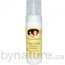 Earth Mama Angel Baby, Shampoo & Body Wash