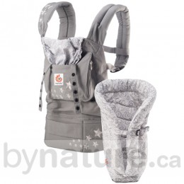 Ergo Baby Carrier Bundle of Joy, Galaxy Grey