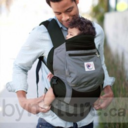 Ergo Performance Baby Carrier, Black/Grey