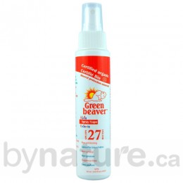 Green Beaver Spray Sunscreen (Kids)