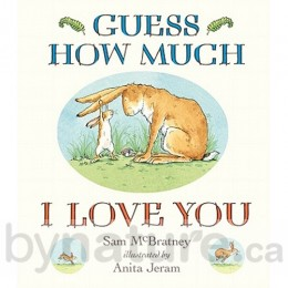 Guess How Much I Love You, Padded Board Book