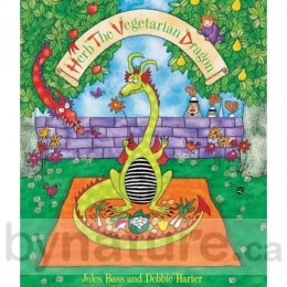 Herb the Vegetarian Dragon, Paperback