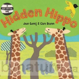 Hidden Hippo, Hide-and-Seek Board Book