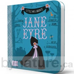 Little Miss Bronte - Jane Eyre, BabyLit Board Book