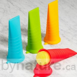 Kinderville Silicone Popsicle Molds