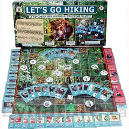 Let's Go Hiking, Cooperative Game