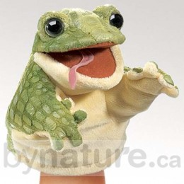 Little Frog Puppet
