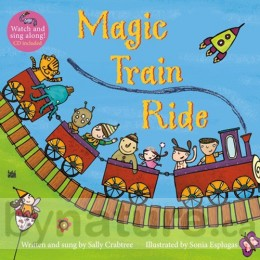 Magic Train Ride, Watch and Sing Along w/CD