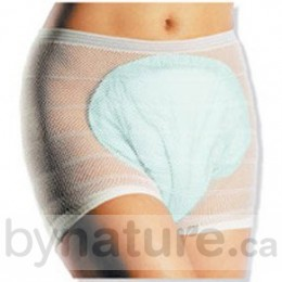 Mesh Postpartum Underware (pad not included)