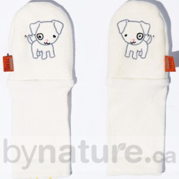 Mimitens Soft Mittens for Babies, Puppies