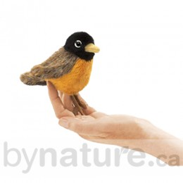 Mini Robin, Finger Puppet