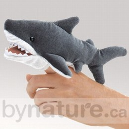 Mini Shark, Finger Puppet