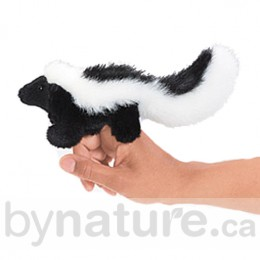 Mini Skunk, Finger Puppet