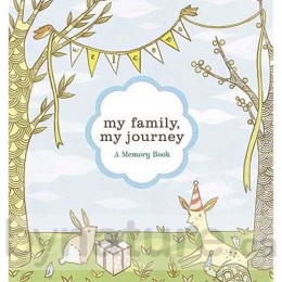 My Family, My Journey - A Memory Book for Adoptive Families