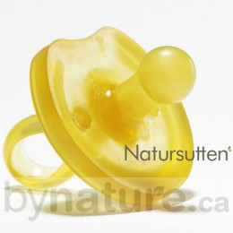Natural Rubber Natursutten Rounded Pacifier