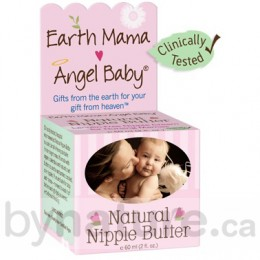 Earth Mama Angel Baby, Natural Nipple Butter