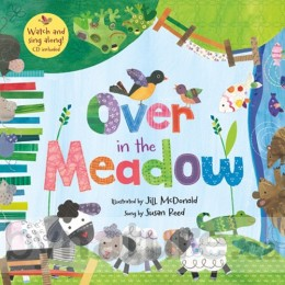 Over in the Meadow, Watch and Sing Along w/CD