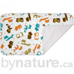 Baby Changing Pads, Vinyl-Free - Fox Trot