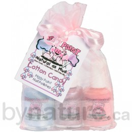 Piggy Paint Nail Polish, Cotton Candy Gift Set