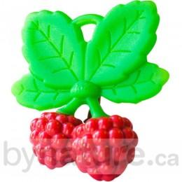 Razzies Red Razberry Teether