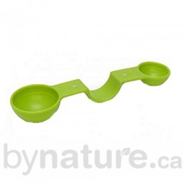 Rockin' Green Magnetic Laundry Scoop, Green