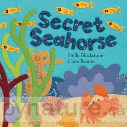 Secret Seahorse, Hide-and-Seek Board Book