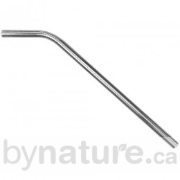 "Stainless Steel Straws, Smoothie (9.5"")"