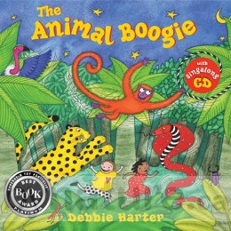 The Animal Boogie, Watch and Sing Along w/CD