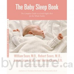 The Baby Sleep Book by Dr. Sears