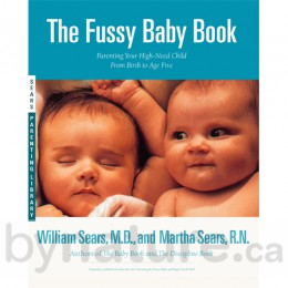 The Fussy Baby Book by Dr. Sears