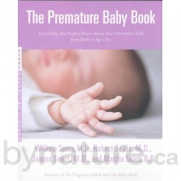 The Premature Baby Book by Dr. Sears