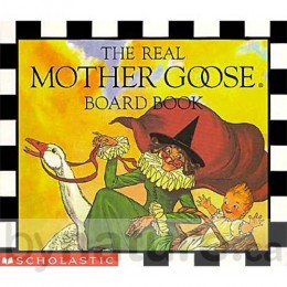 The Real Mother Goose, Board Book